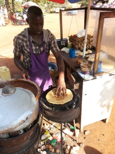 My favourite Rolex guy, based in Buikwe Town Council
